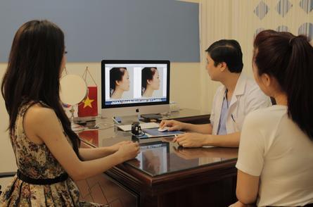 Phẫu thuật nâng mũi S-line 3D 29