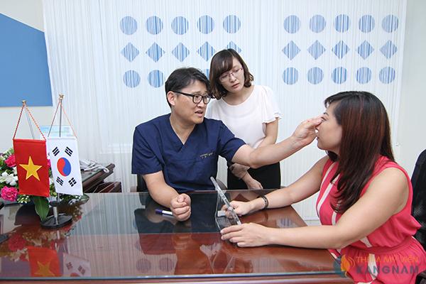 Nâng mũi tuyệt đẹp với bác sĩ thẩm mỹ hàng đầu Việt Nam - Hàn Quốc 4