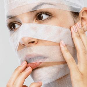 Những biến chứng có thể gặp phải khi nâng mũi không đúng cách 2