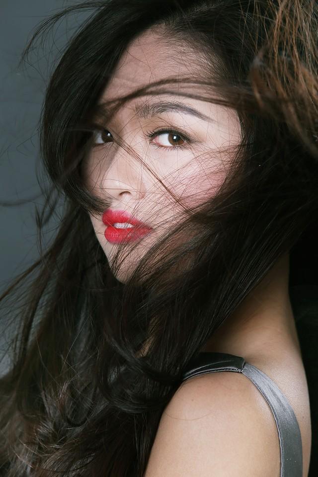 """""""Sốt"""" với những dáng mũi đáng mơ ước của hotgirl Việt 4"""