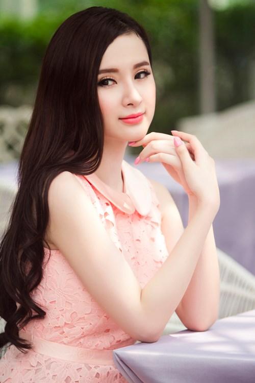 """""""Sốt"""" với những dáng mũi đáng mơ ước của hotgirl Việt 8"""