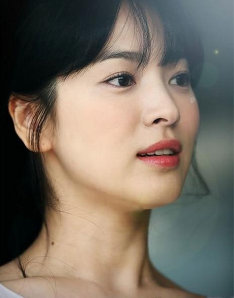 Đi tìm những ngôi sao Hàn có mũi đẹp nhất 2
