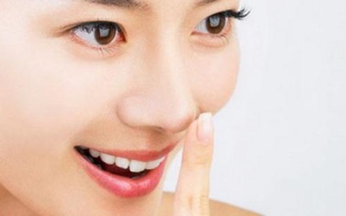 cách làm mũi cao đẹp tự nhiên mà không tốn kém 3