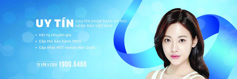 Chuyên khoa nâng mũi tại Kangnam