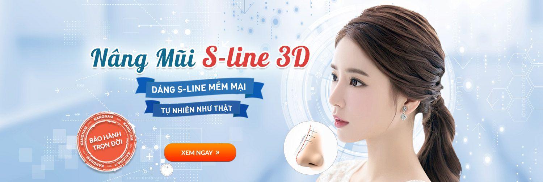 Nâng mũi 3D